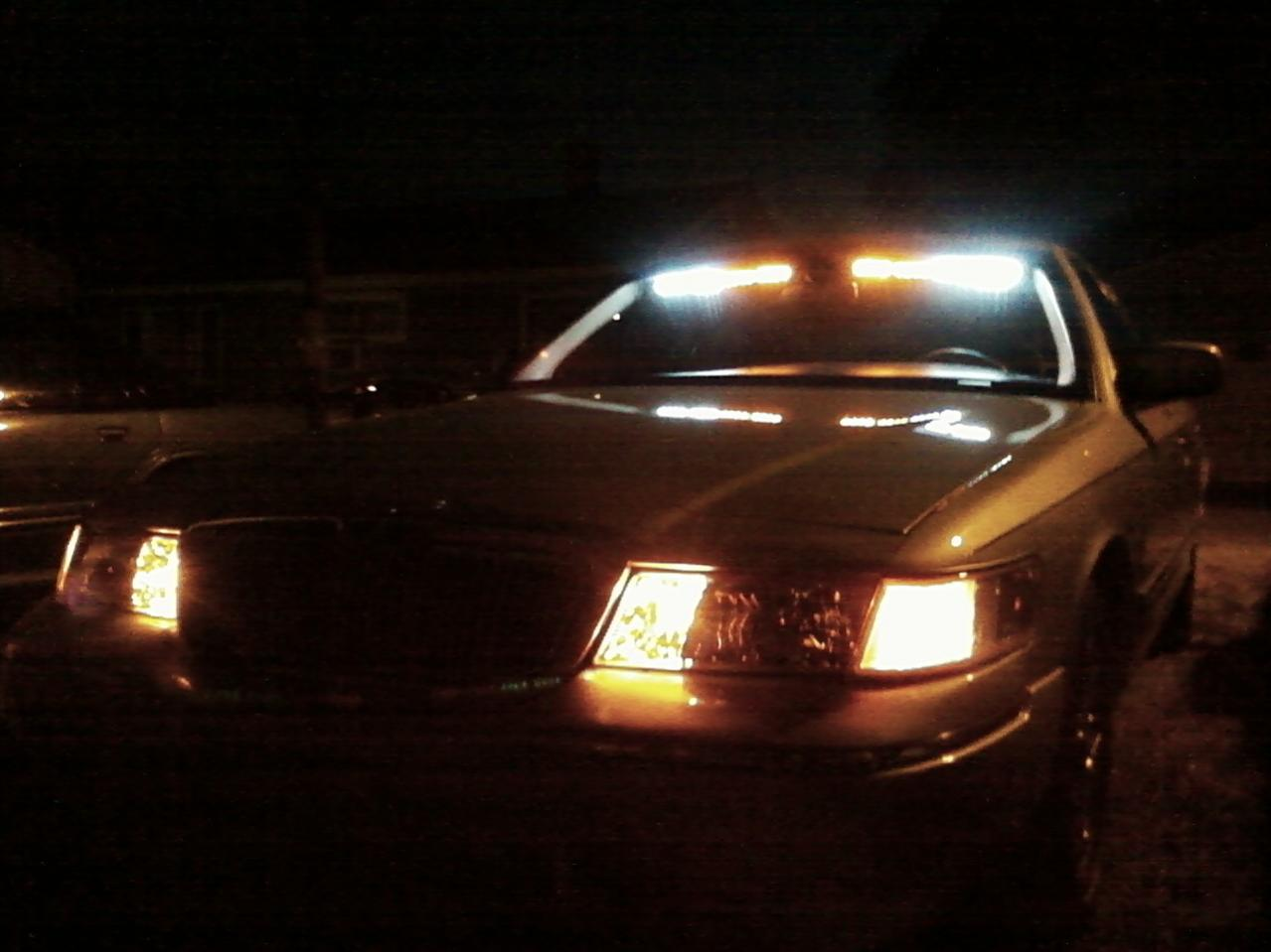 Security Patrol Vehicles